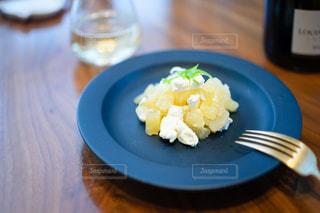 カズノコのクリームチーズ和えの写真・画像素材[2843064]