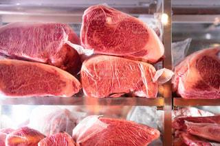 焼肉屋の冷蔵庫の写真・画像素材[2843066]