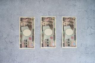 三万円の写真・画像素材[3265707]