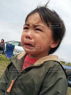 『パパァァァーーー。(泣)』の写真・画像素材[2229687]
