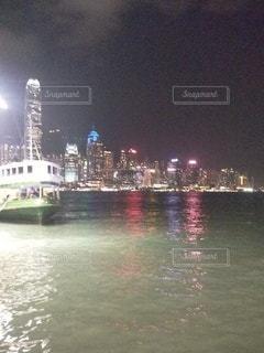 夜の街の写真・画像素材[2202650]
