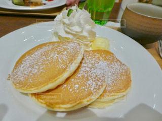 パンケーキの写真・画像素材[1675372]