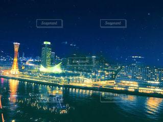 神戸の夜景の写真・画像素材[2207682]