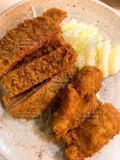 食べ物の皿の写真・画像素材[2218177]