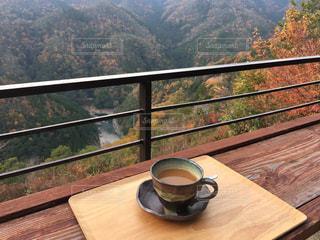 嵐山 とある山頂のカフェ☕️の写真・画像素材[2205794]
