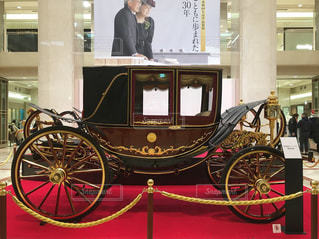 皇室の馬車の写真・画像素材[2205802]