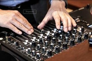 DJの写真・画像素材[3663147]