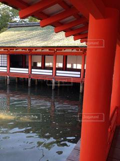 厳島神社の写真・画像素材[2731120]