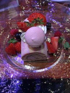 ロールケーキの写真・画像素材[2225906]