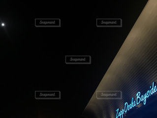 夜空とライブの写真・画像素材[2213724]