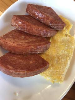 食べ物の皿の写真・画像素材[2210960]
