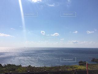空と海の写真・画像素材[2215110]