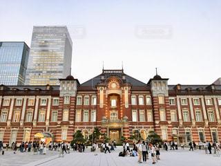 東京駅の写真・画像素材[2430460]
