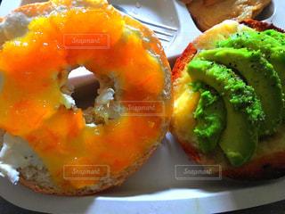 朝食の写真・画像素材[2976714]