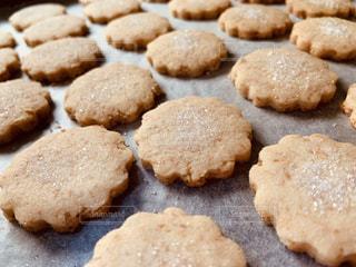 焼きたてココナッツクッキーの写真・画像素材[2226959]