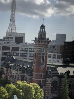 横浜3塔の写真・画像素材[2254456]