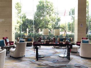 素敵なホテルの写真・画像素材[2705132]