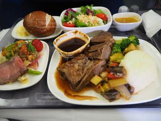 機内食の写真・画像素材[2223608]