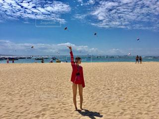 バリのビーチの写真・画像素材[2225544]