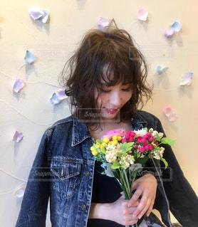 お花との写真・画像素材[2230633]