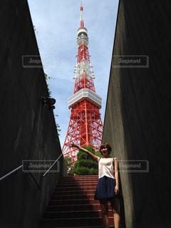 東京タワーの写真・画像素材[2240308]