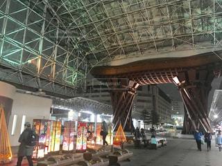 金沢駅の写真・画像素材[2240312]