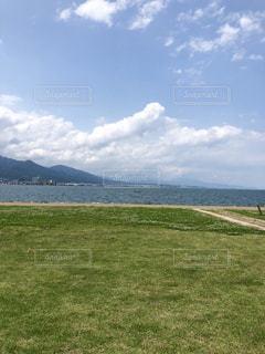 琵琶湖の周辺の写真・画像素材[2218526]