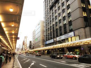 京都、四条通りの写真・画像素材[2228041]