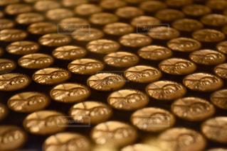 アンティークな机の天板の写真・画像素材[2219049]