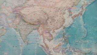 世界地図の写真・画像素材[2221270]