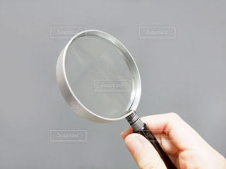 虫眼鏡の写真・画像素材[2333968]