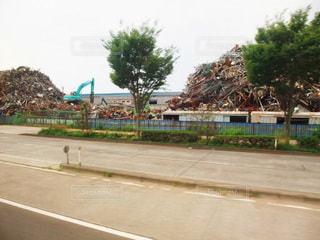 震災がれきの写真・画像素材[2360286]