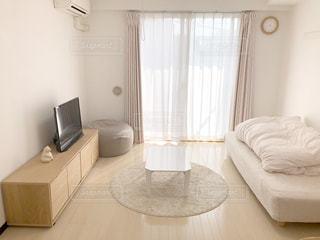 シンプルでかわいい部屋の写真・画像素材[2218975]