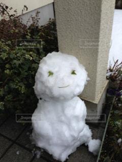 雪だるまの写真・画像素材[2222878]