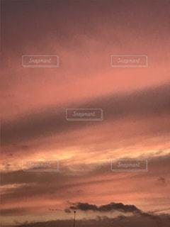 空に雲の群しをするの写真・画像素材[2268069]