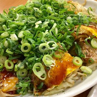 広島で食べたお好み焼きの写真・画像素材[2221489]