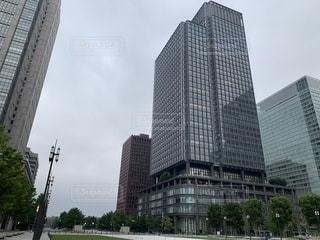 都市の塔の写真・画像素材[2231874]