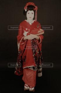 舞妓さんの写真・画像素材[2221043]