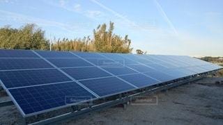 太陽光発電の写真・画像素材[2312590]