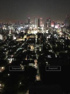 眠らない街の光。の写真・画像素材[2271107]