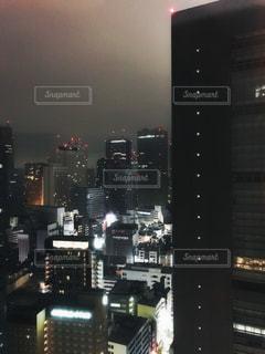 新宿の夜景の写真・画像素材[2277727]