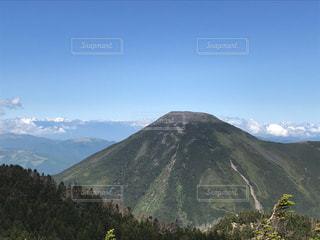 日本百名山 蓼科山の写真・画像素材[2221496]