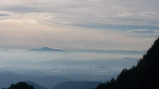 雲海の写真・画像素材[2225032]