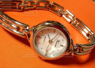 腕時計の写真・画像素材[91357]
