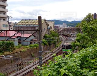 電車の写真・画像素材[124312]