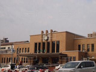 北海道小樽市の小樽駅の写真・画像素材[2443302]