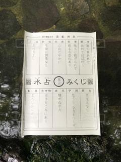 水占いの写真・画像素材[2287471]