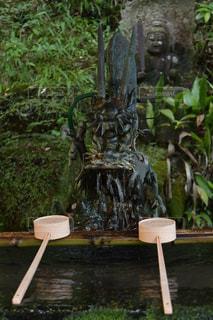 石山寺シンボル像の写真・画像素材[2477470]