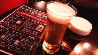 ドイツビールが飲めるバーでの写真・画像素材[2240502]