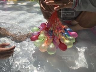 風船いっぱい!!の写真・画像素材[2227669]
